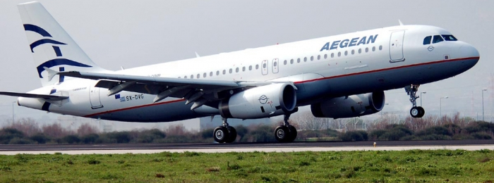 Airline Review: Aegean Airlines