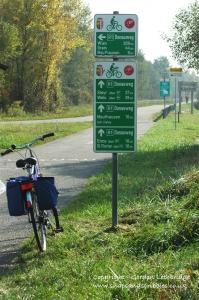 The journey begins - Vienna 209 kilometres + detours