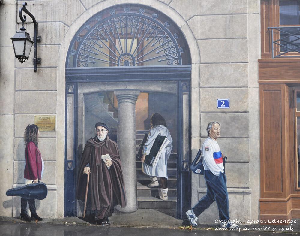 Famous Lyon citizens