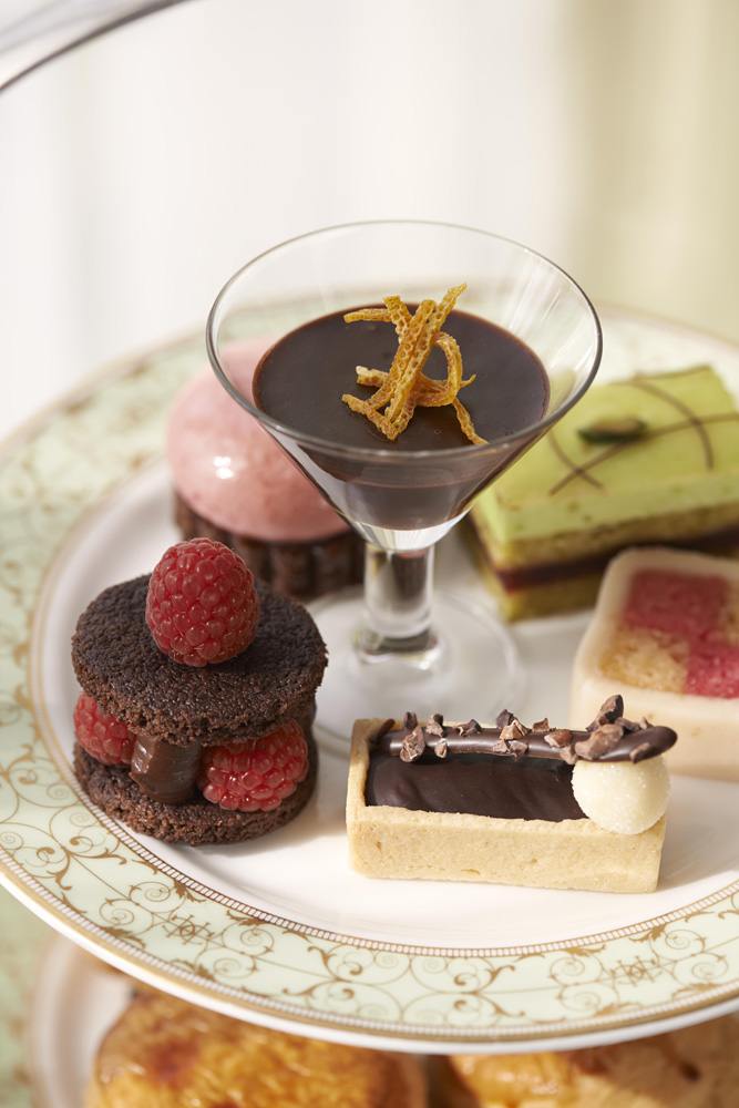 Paul Young's afternoon tea 004