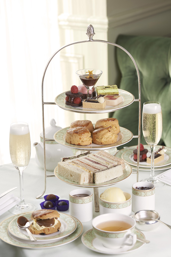 Paul Young's afternoon tea 006