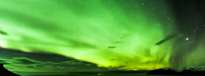 Northern Lights revisited