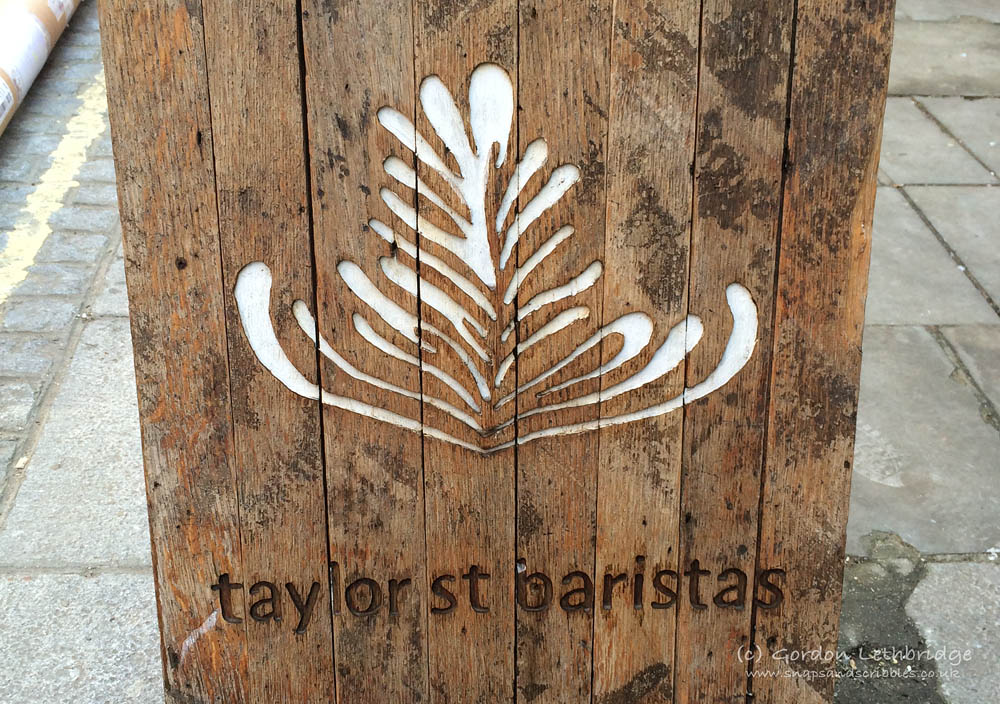 Taylor St Baristas in Mayfair