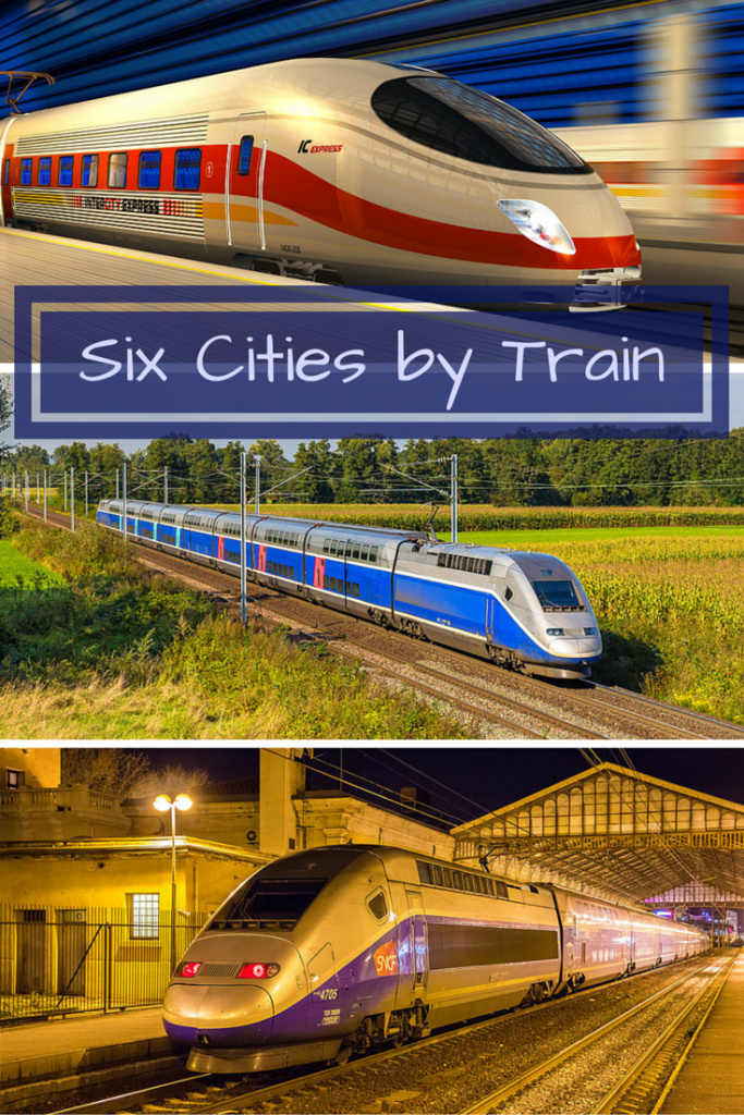Cities by train-2