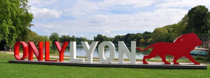 Lyon beyond the Rhone