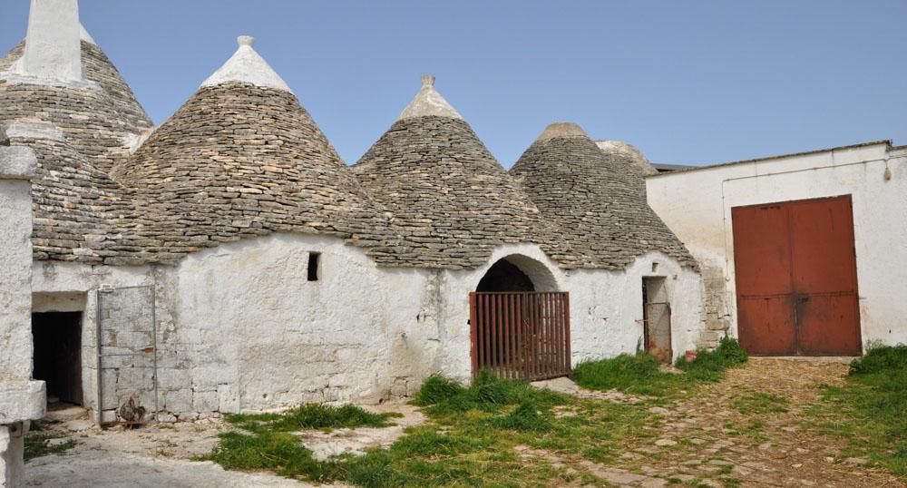 Trulli of Puglia