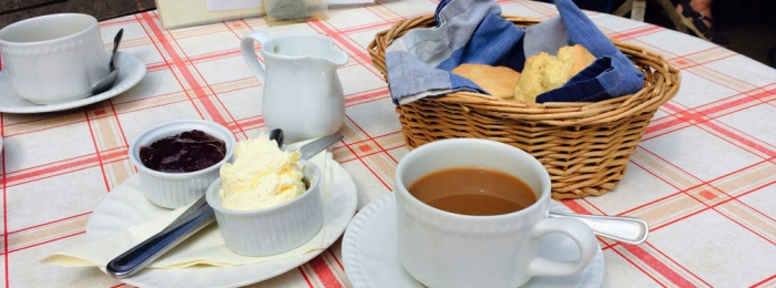 Devon Unpacked: Cream Teas