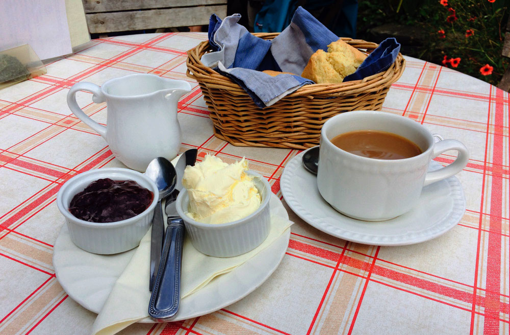 Cream Tea Docton Mill