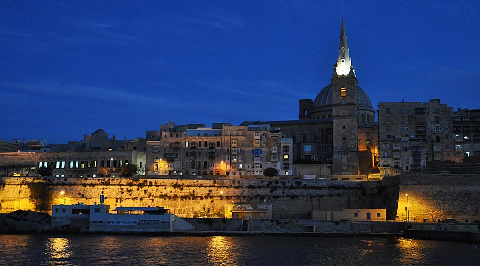 Valletta, Malta © Gordon Lethbridge