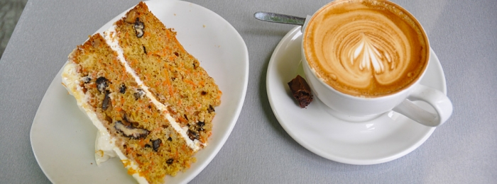 Cafe Review: Mint in Malta