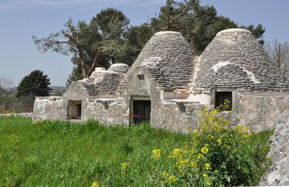 Rural scene from Puglia, Italy