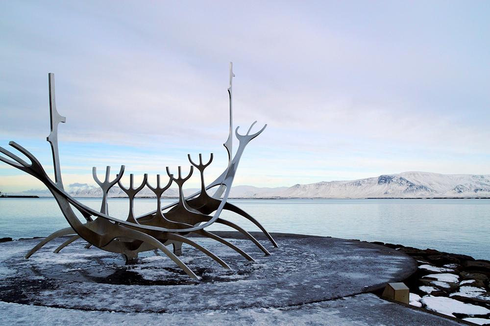 The Solfar, Reykjavik