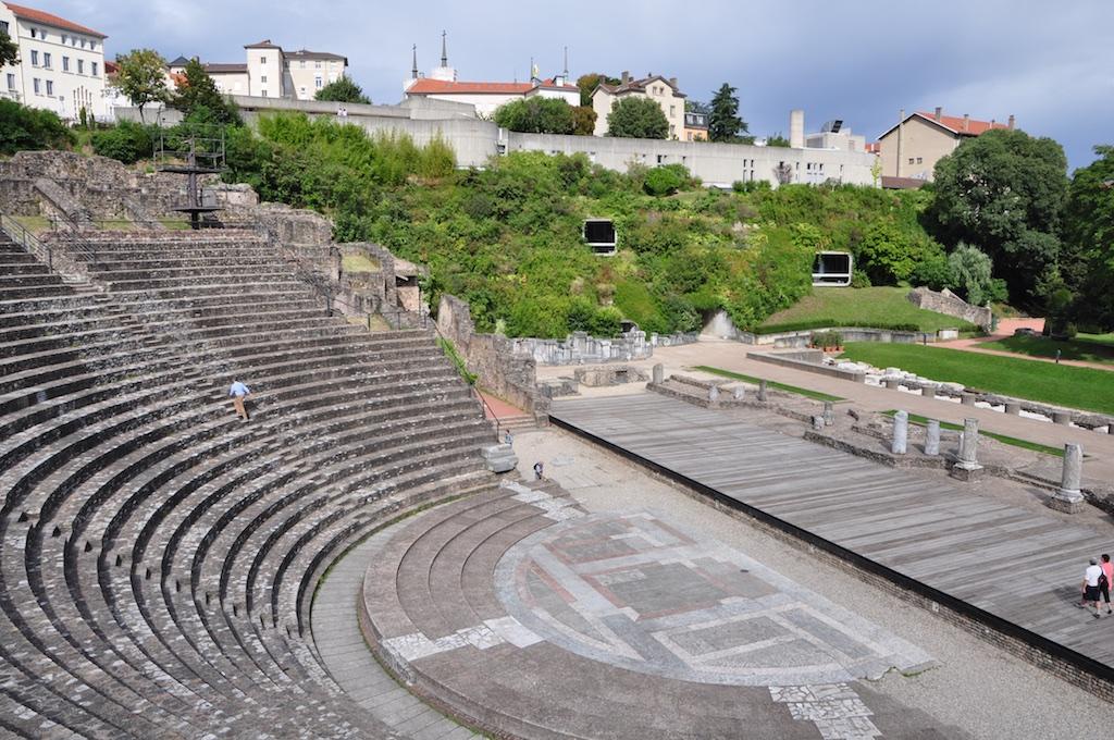 Lyon amphitheatre