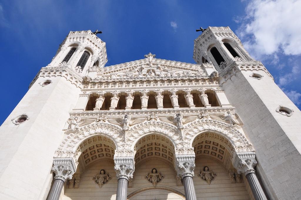 Lyon - Fourviere Basilica