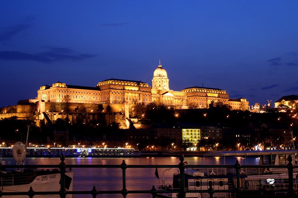 Buda Castle, Budapest