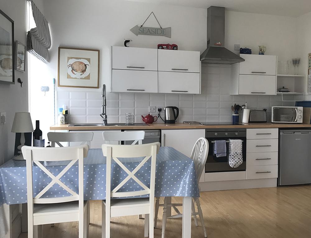 Kitchen of Cheriton View, Tenby