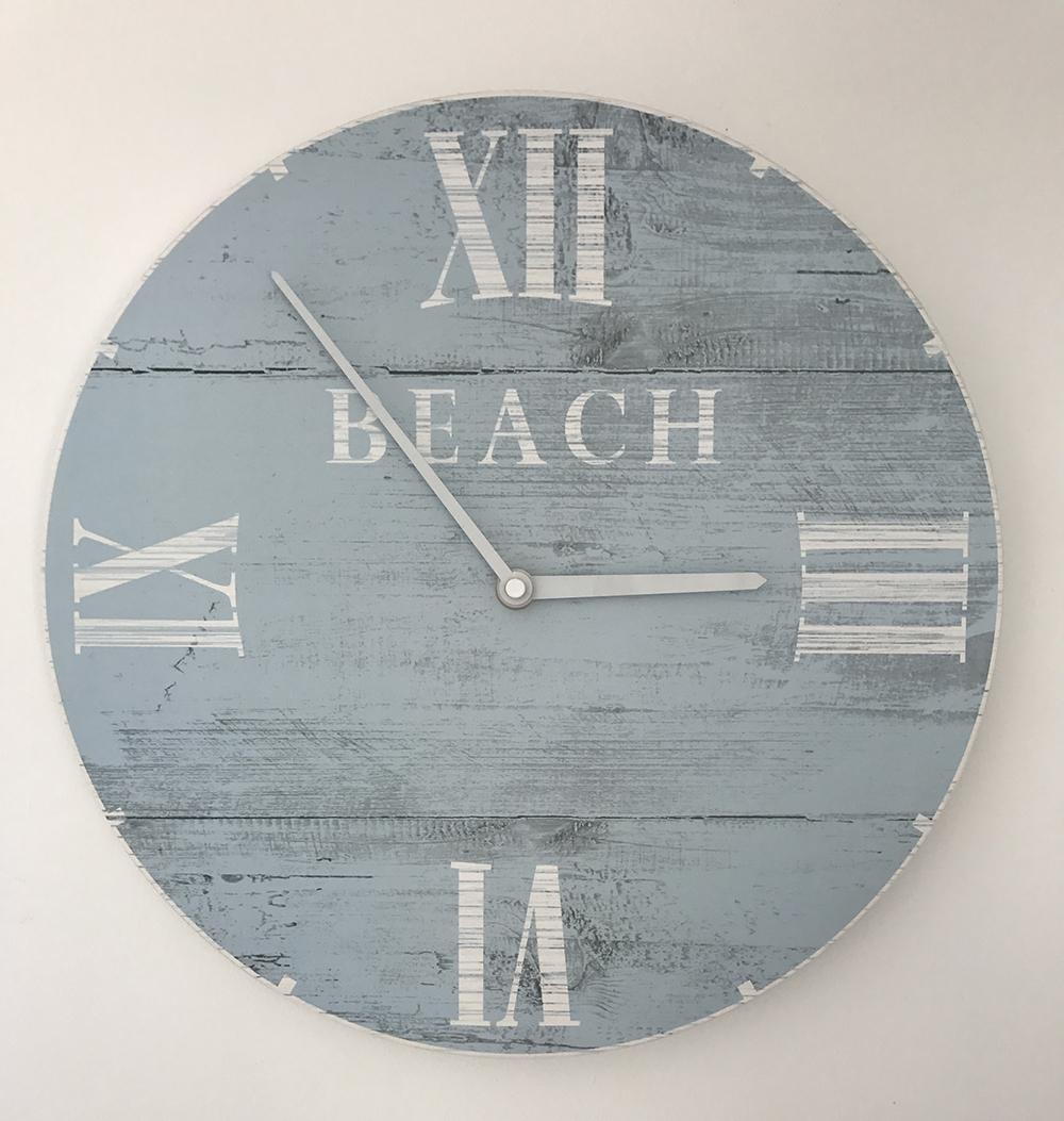 Clock at Sheraton View, Tenby
