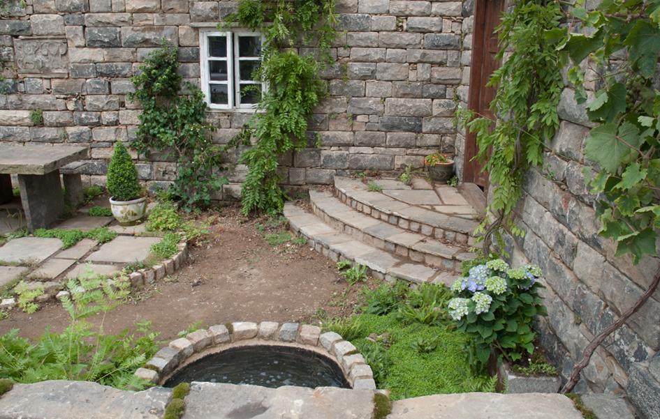 Galicia Garden 003